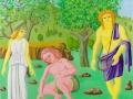 Athena, Marsia e Apollo